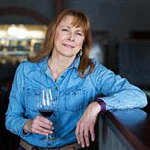 Owner Cathryn's Tuscan Grill