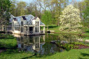 Stonecrop_Pond Garden, Conservatory & M. 'Elizabeth' - 2_web